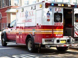 пожарная служба на манхеттене