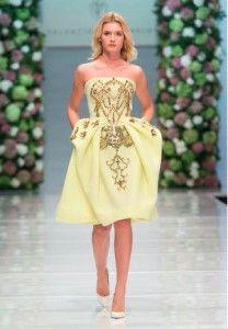 платье юдашкин