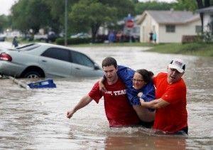 техас наводнение
