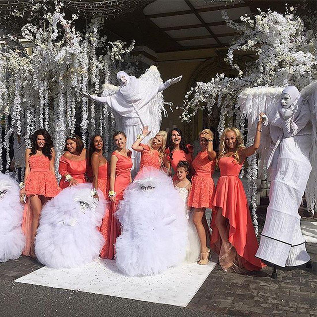 Eunice luk wedding