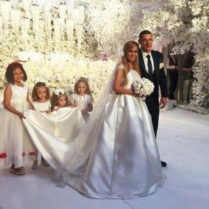 свадьба бородиной дом 2