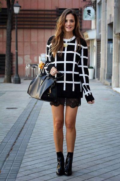 модные свитера 2015