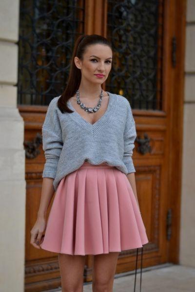 юбка+свитер