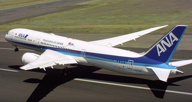 самолет боинг 787 1