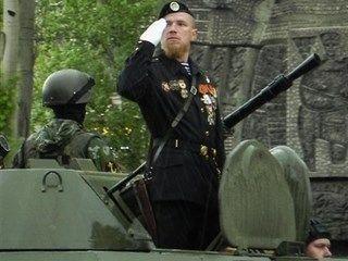 танкист моторола -истребитель танков